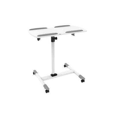 Techly Flexible Universal Trolley for Notebook / Projector, White ICA-TB TPM-5 Multimedia kar & stand - Wit