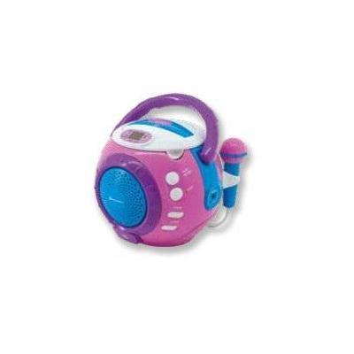 Soundmaster CD speler: KCD1600 - Roze