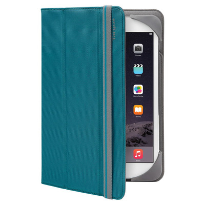 """Targus tablet case: Fit N' Grip 7-8"""" - Blauw"""