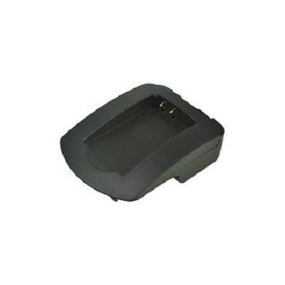 2-power oplader: Nikon MH-27, Black - Zwart