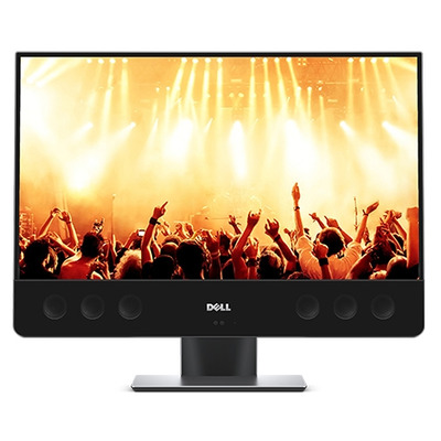 Dell all-in-one pc: Precision 5720 - Zwart, Grijs