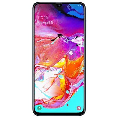 Samsung SM-A705FZKUPHN smartphone