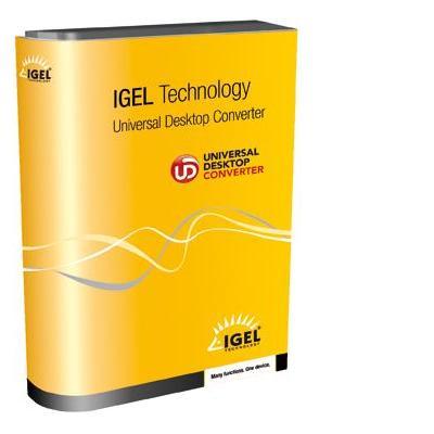 Igel desktop publishing: Universal Desktop Converter