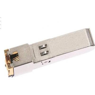 MicroOptics SFP+, 10Gb/s, LC, SM Netwerk tranceiver module
