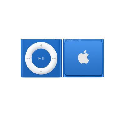 Apple MP3 speler: iPod Shuffle 2GB - Blauw