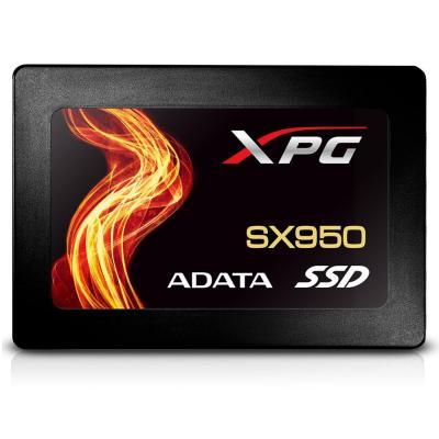 Adata SSD: SX950 - Zwart