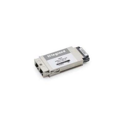 C2G Cisco® WS-G5484 Compatible 1000Base-SX MMF SC GBIC Transceiver Module Netwerk tranceiver module - Zilver