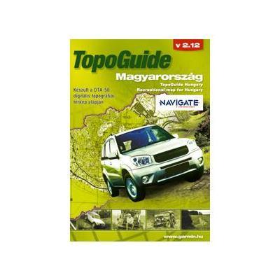 Garmin map update: TOPO Hungary, CD, aera 500. Dakota 20, eTrex Legend HCx