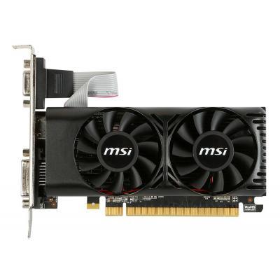 MSI N750TI-2GD5TLP videokaart