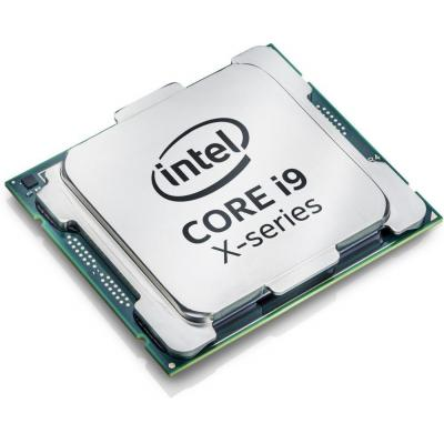 Intel processor: Core Intel® Core™ i9-7900X X-series Processor (13.75M Cache, up to 4.30 GHz)