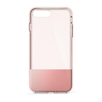 Belkin SheerForce Mobile phone case - Roségoud, Doorschijnend