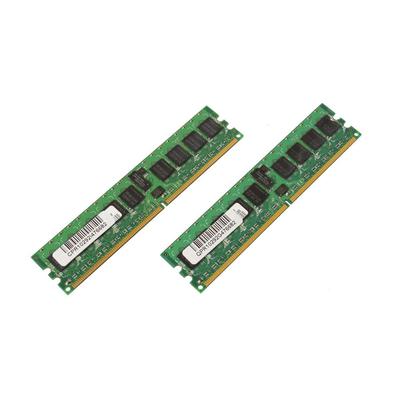 CoreParts 2Gb kit DDR2 400MHz ECC/REG RAM-geheugen