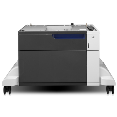 HP LaserJet 1x500-sheet papierinvoer met standaard Papierlade