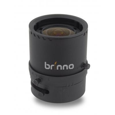 Brinno BCS 18-55, Interchangeable CS-mount Lens for TLC200 Pro Camera lens - Zwart