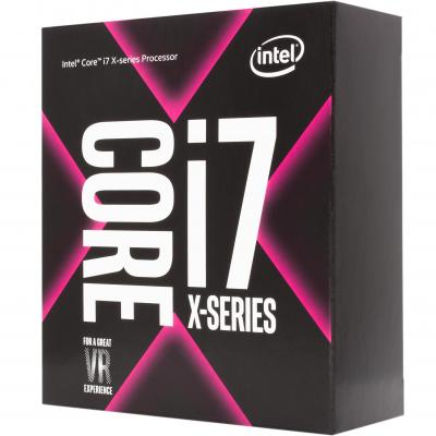 Intel processor: Core Intel® Core™ i7-7820X X-series Processor (11M Cache, up to 4.30 GHz)