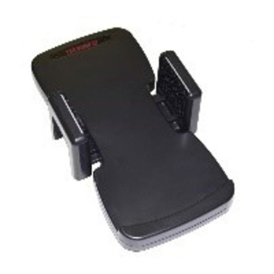 ENS Universal FlexiPole FlexiGrip Backplate PIN pad accessoire - Zwart
