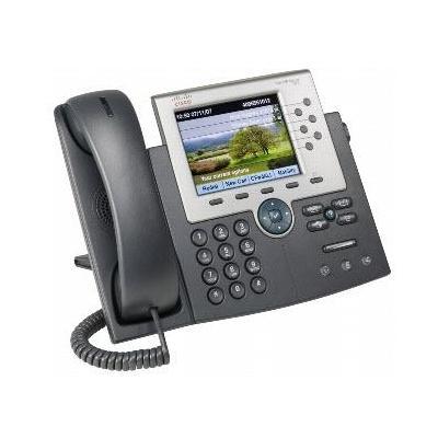 Cisco IP telefoon: 7965G - Grijs