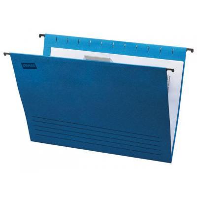 Staples hangmap: Hangmap SPLS A4 m/r blauw 1121508/ds 25