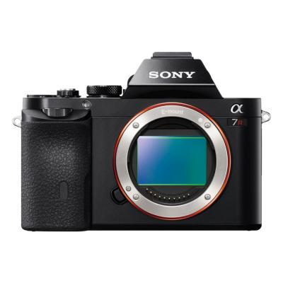 Sony digitale camera: α ILCE-7R - Zwart
