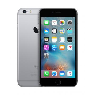 Apple smartphone: iPhone 6s Plus 64GB Space Gray - Grijs
