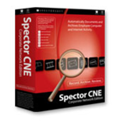 Spectorsoft software: Spector CNE
