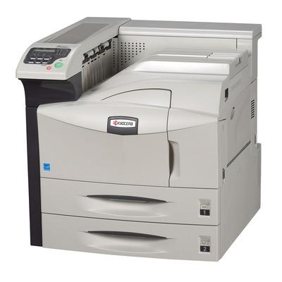 KYOCERA FS-9530DN Laserprinter - Zwart