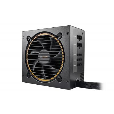 Be quiet! power supply unit: Pure Power 10 500W CM - Zwart
