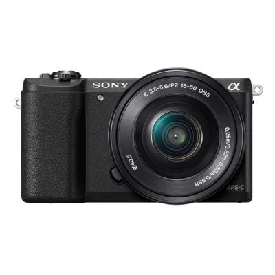Sony digitale camera: α ILCE-5100L - Zwart