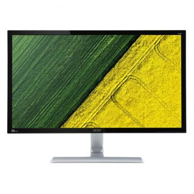 Acer monitor: R0 RT280K - Zwart, Zilver