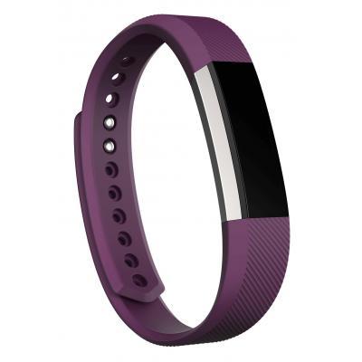 Fitbit wearable: Alta - Paars, Roestvrijstaal