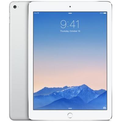 2nd by renewd tablet: Apple iPad Air 2 WiFi + 4G refurbished door 2ND - 16GB Zilver (Refurbished ZG)