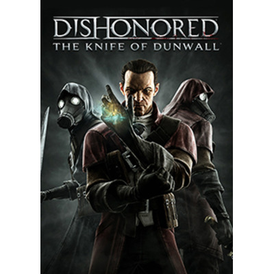 Bethesda Dishonored - The Knife Of Dunwall