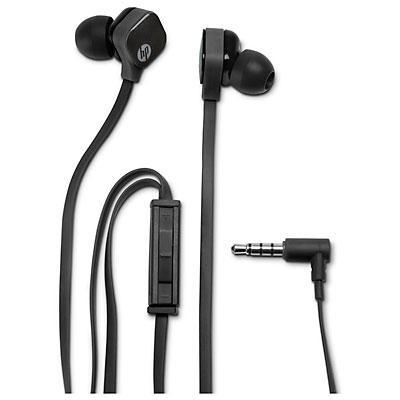 Hp headset: H2300 - Zwart