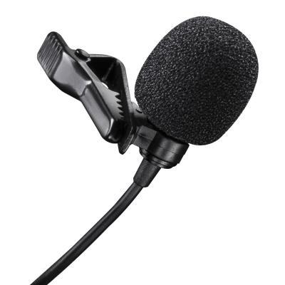 Walimex microfoon: Lavalier - Zwart
