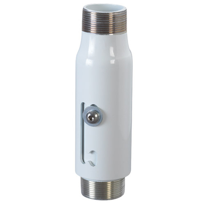 """Chief CMS006009W, 6-9"""" Adjustable Extension Column, up to 226.8kg, White - Wit"""