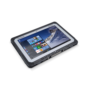 Panasonic Toughbook CF-20 Laptop - Zwart,Zilver