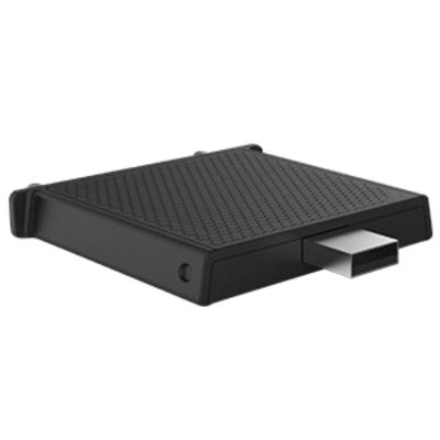 Iiyama Bluetooth, Wi-Fi, 2.4/5 GHz, 802.11 a/b/g/n/ac, 433.5 Mbps, zwart Netwerkkaart