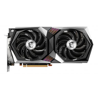 MSI Radeon RX 6700 XT GAMING X 12G Videokaart - Zwart,Roestvrijstaal