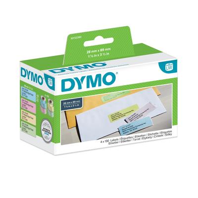 DYMO S0722380 printeretiketten