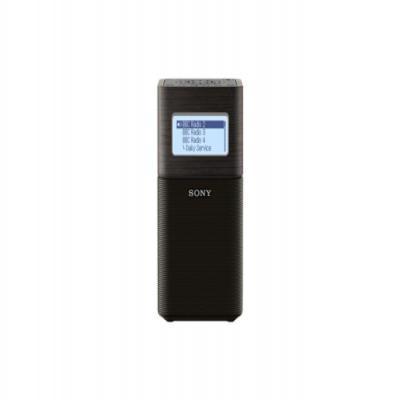 Sony radio: XDR-V1BTD - Zwart