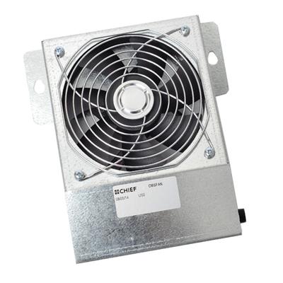 Chief 100 CFM, 42 dB, Steel - Zilver