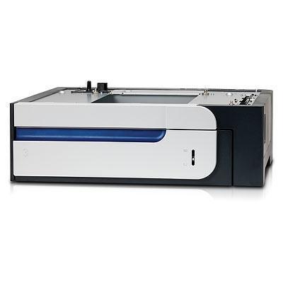 Hp papierlade: LaserJet Color LaserJet invoerlade voor 500 vel papier en zware media