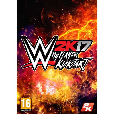 2k : WWE17 MyPlayer Kickstart PC