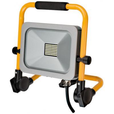 Brennenstuhl work light: ML DN 5630 FL 5M DE 3925 - Zwart, Oranje, Zilver