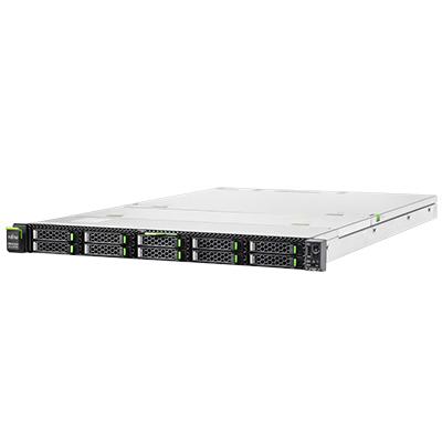 Fujitsu PRIMERGY RX2530 M5 Server - Zwart,Zilver