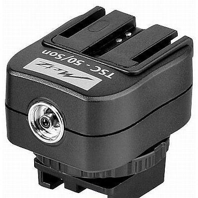 Metz camera flits accessoire: TSC-50 - Zwart