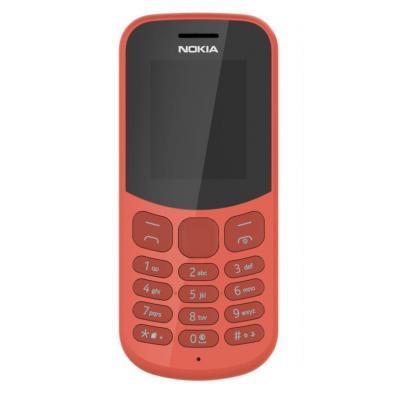 Nokia mobiele telefoon: 130 (2017) - Rood