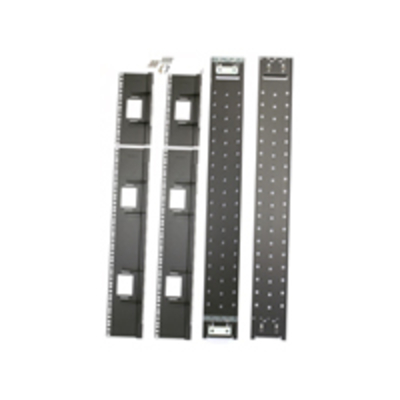 APC Recessed Rail Kit f 750mm SX 42U Rack toebehoren