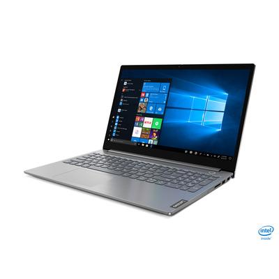 "Lenovo ThinkBook 15 15,6"" i3 8GB RAM 256GB SSD Laptop - Grijs"
