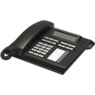 Unify OpenStage 30 T Lava dect telefoon - Zwart